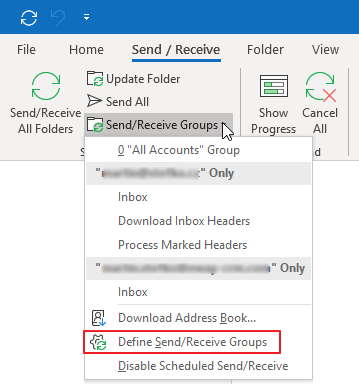 IMAP: How to Properly Adjust MS Outlook — eWay-CRM Knowledge Base